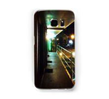 Motel balcony Samsung Galaxy Case/Skin