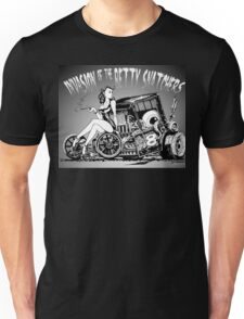 Invasion of the Betty Snatchers Unisex T-Shirt