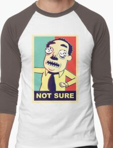 Rick and Morty: Ants in my Eyes Johnson  Men's Baseball ¾ T-Shirt