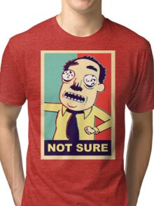 Rick and Morty: Ants in my Eyes Johnson  Tri-blend T-Shirt