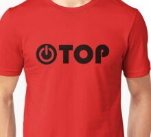 power top Unisex T-Shirt