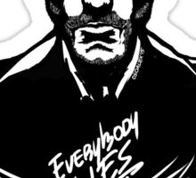 EVERYBODY LIES Sticker