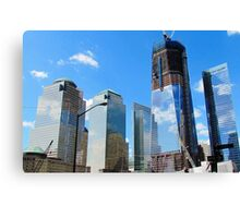 Freedom Tower - New World Trade Center, New York City Canvas Print