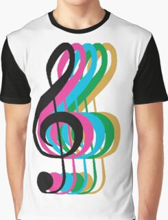 PTX Music Notes Graphic T-Shirt