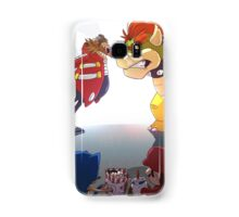 0012 - Baddie Showdown Samsung Galaxy Case/Skin