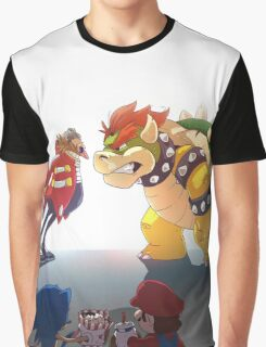 0012 - Baddie Showdown Graphic T-Shirt