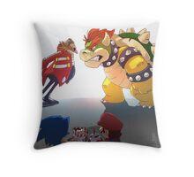 0012 - Baddie Showdown Throw Pillow