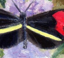 BUTTERFLY ACEO Sticker