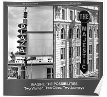 Imagine the Possibilities: Two Women, Two Cities, Two Journeys Poster