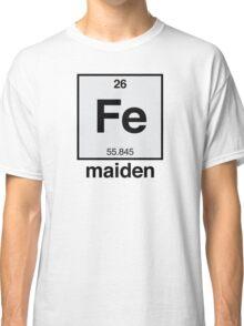 Iron Maiden (Fe)  Classic T-Shirt