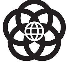 Retro Epcot Center Logo by paulkappel