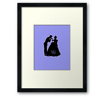 So This is Love Framed Print