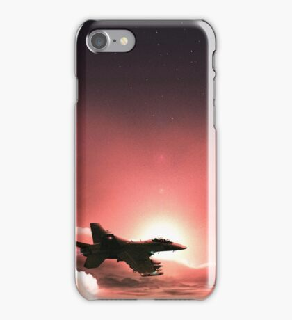 Fly Navy iPhone Case/Skin