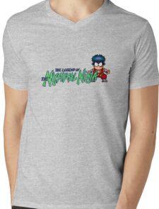 Goemon Mens V-Neck T-Shirt