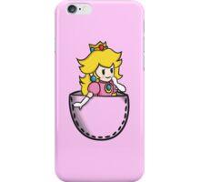 Pocket Peach iPhone Case/Skin