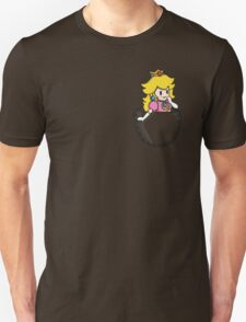 Pocket Peach Unisex T-Shirt