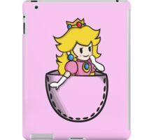 Pocket Peach iPad Case/Skin