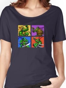 Half Shelled Heroes Women's Relaxed Fit T-Shirt