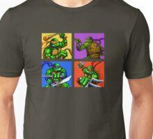Half Shelled Heroes Unisex T-Shirt