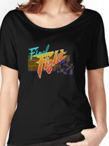 Last Fight Women's Relaxed Fit T-Shirt
