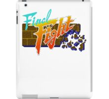 Last Fight iPad Case/Skin