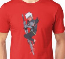 Dragon Age 2 Inspired Fenris Design Unisex T-Shirt