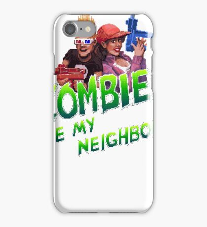 Save Our Neighbors! iPhone Case/Skin