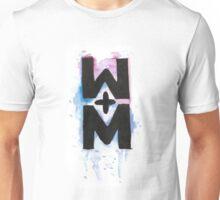 walk the moon logo #2 Unisex T-Shirt