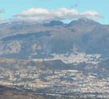 Quito Sticker