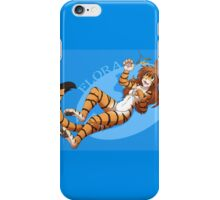 Meow Meow Flora -Twokinds iPhone Case/Skin