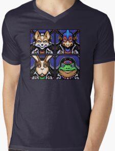 Bogey On My Tail! Mens V-Neck T-Shirt