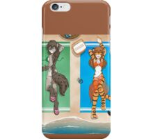 Beach Party Trio -Twokinds iPhone Case/Skin