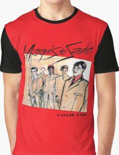 Marquis de Sade - Danzig Twist Graphic T-Shirt