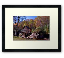 Mill Framed Print