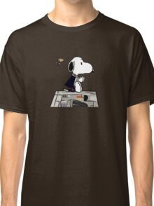 Snoopy Han Solo Classic T-Shirt