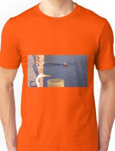 NO SWIMMING  Unisex T-Shirt