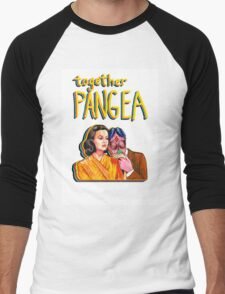 Together Pangea Men's Baseball ¾ T-Shirt