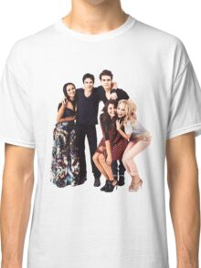 The Vampire Diaries Cast Classic T-Shirt