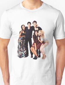 The Vampire Diaries Cast T-Shirt