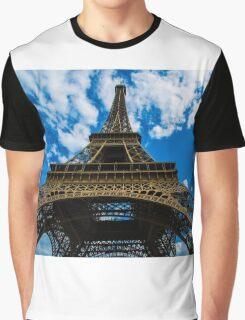 Eiffel Tower Graphic T-Shirt