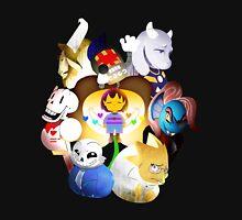 UT Main Characters (Detailed) Unisex T-Shirt
