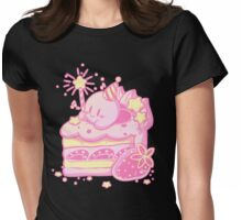 Lil' Cupcake Womens Fitted T-Shirt
