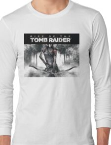 Rise of the Tomb Raider Long Sleeve T-Shirt