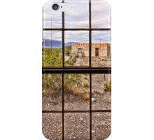 A Look Into The Past iPhone Case/Skin