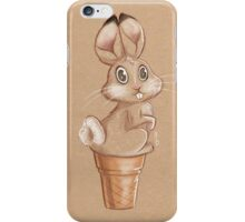 Bunny IceCream iPhone Case/Skin
