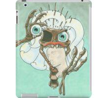 Skeletal Needles: Paleontology iPad Case/Skin