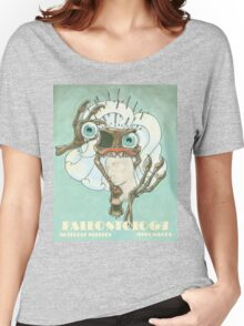Skeletal Needles: Paleontology Women's Relaxed Fit T-Shirt
