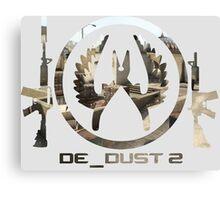De_Dust 2 Canvas Print
