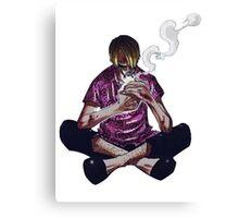 sanji skypiea Canvas Print
