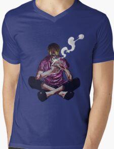 sanji skypiea Mens V-Neck T-Shirt